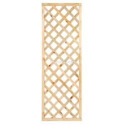Trellis diagonaal 60x180 cm