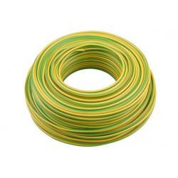 installatiedraad geel/groen 100 m x 2,5 mm