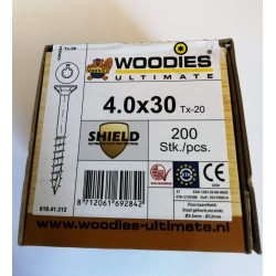 Woodies SHIELD schroeven