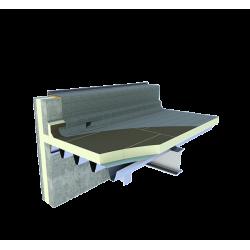 Utherm Roof B 2x Bitumen 80x600x1200 mm