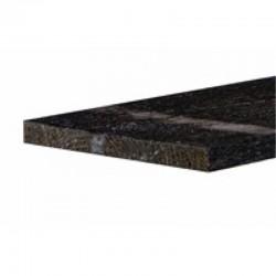Vuren Zaans zwart geïmpregneerde vlotdelen 25x275 mm